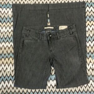Gap Limited Edition Striped Flare Trouser Jeans